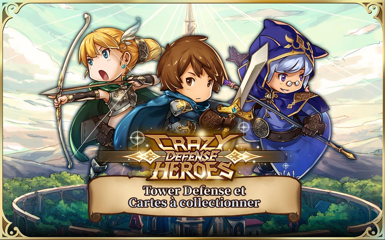 Screenshot 9: Crazy Defense Heroes