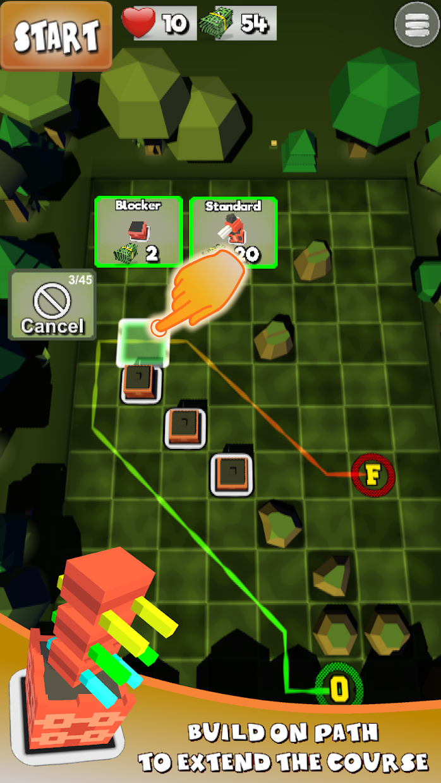 Screenshot 4: AMazing TD