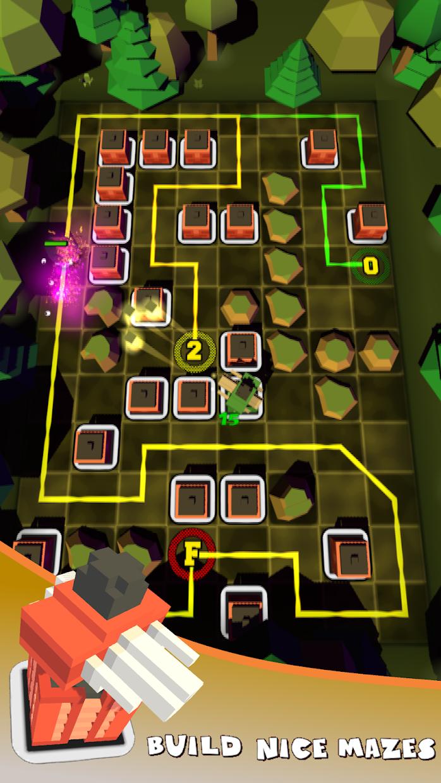 Screenshot 2: AMazing TD