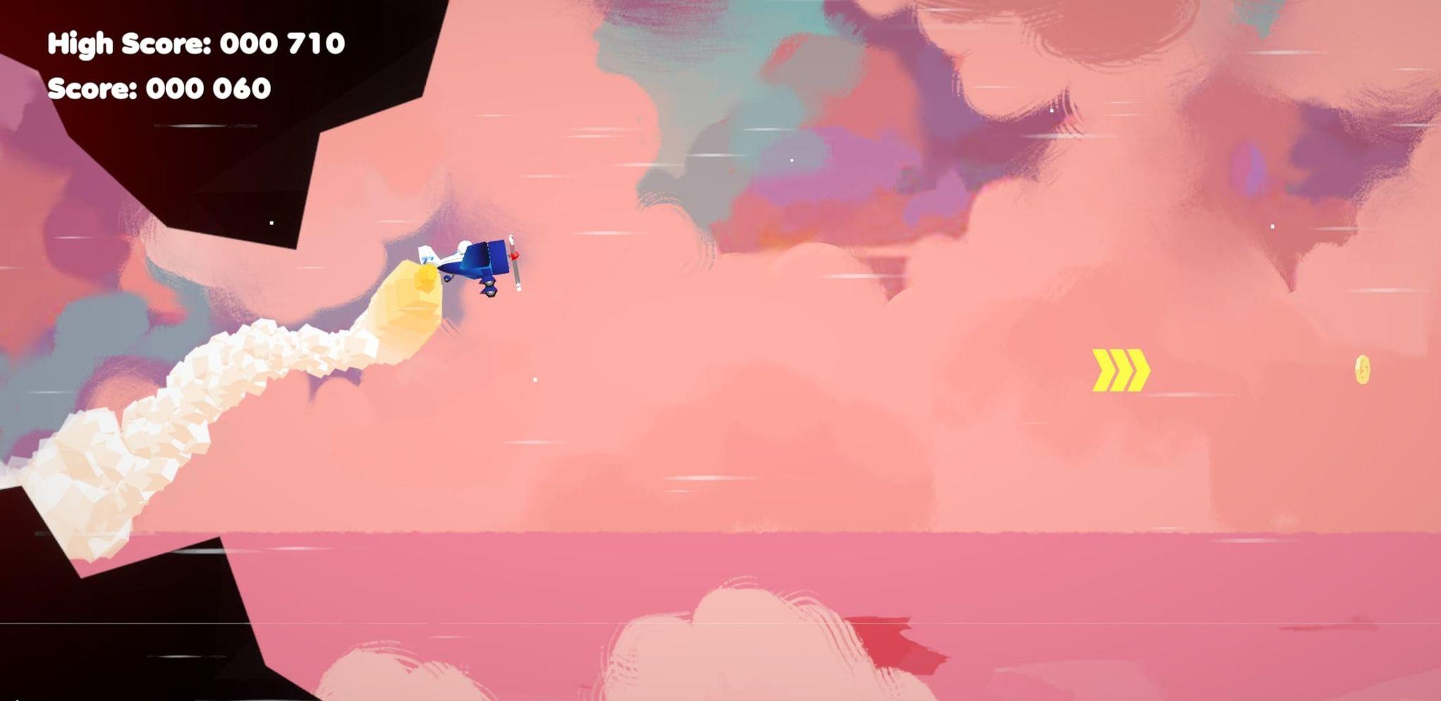 Screenshot 4: Nose Dive! Free