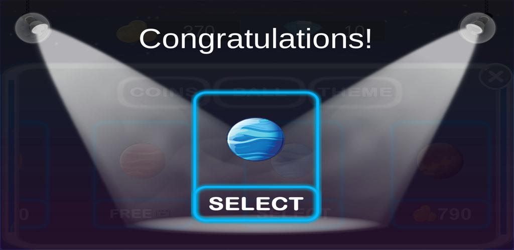 Screenshot 8: Galaxy ball