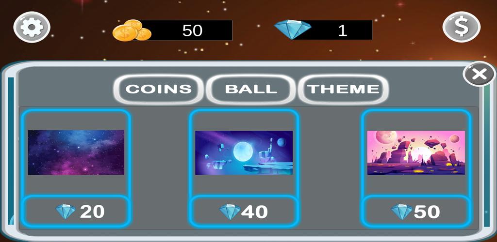 Screenshot 11: Galaxy ball