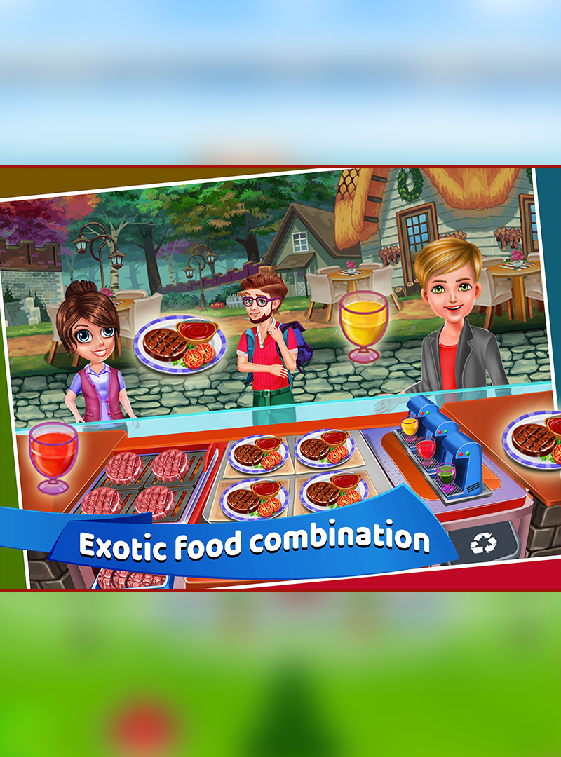 Screenshot 3: Cooking Frenzy Kitchen Cooking