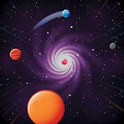 Icon: Galaxy ball