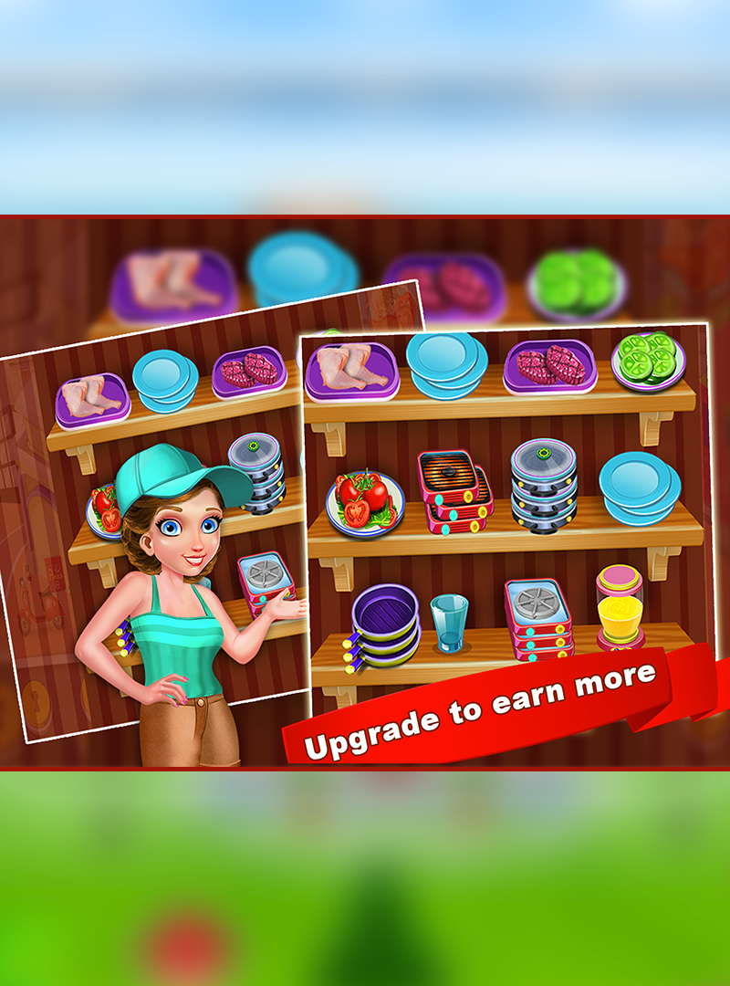 Screenshot 4: Cooking Frenzy Kitchen Cooking