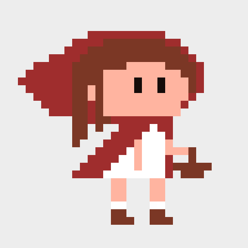 Icon: Red Riding Hood Game