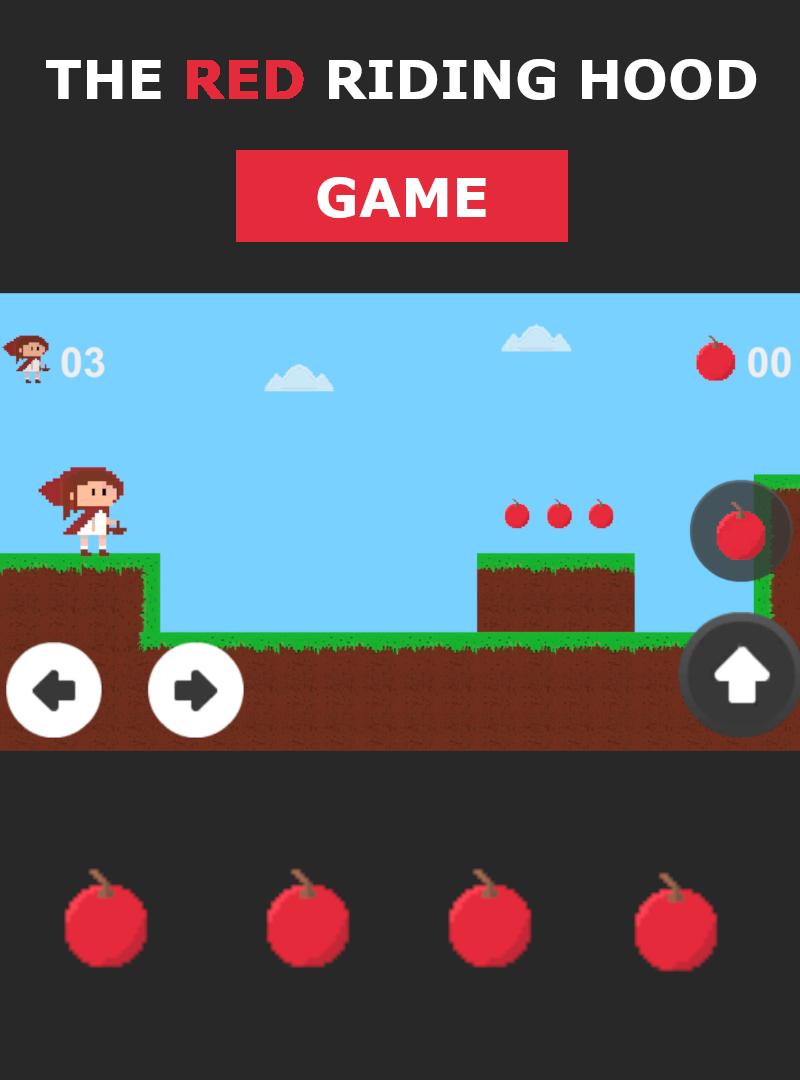 Screenshot 2: Red Riding Hood Game