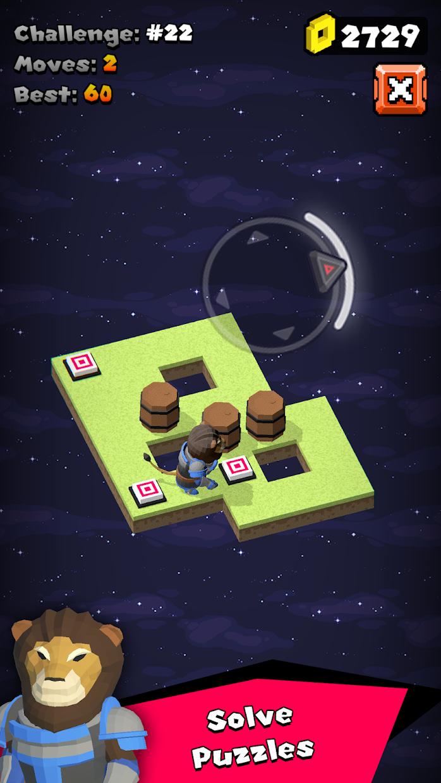 Screenshot 2: Maze Royale - Endless Runner