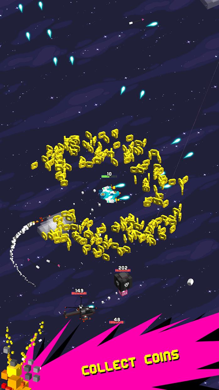 Screenshot 4: Wingy Shooters - Shmups Arcade