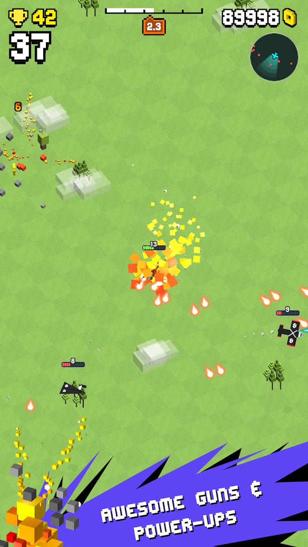 Screenshot 2: Wingy Shooters - Shmups Arcade