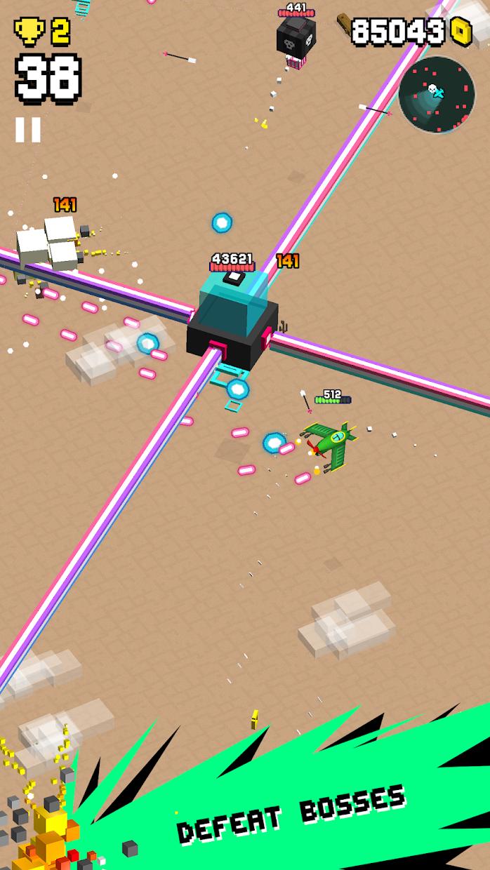 Screenshot 3: Wingy Shooters - Shmups Arcade