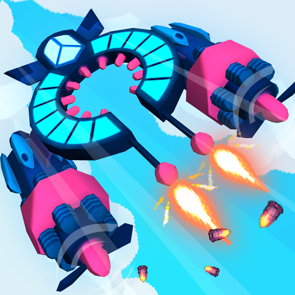 Icon: Wingy Shooters - Shmups Arcade