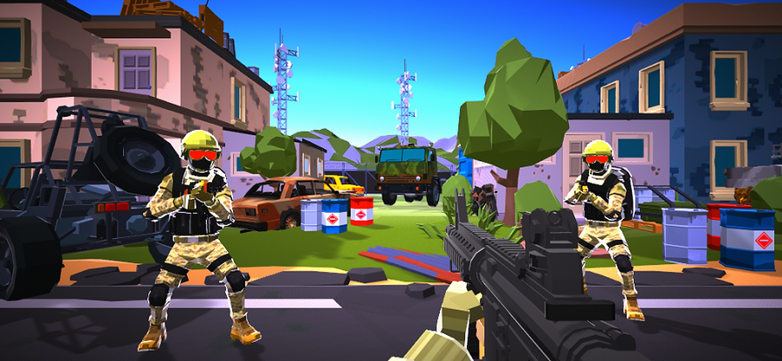 Screenshot 11: Combat Strike CS Online