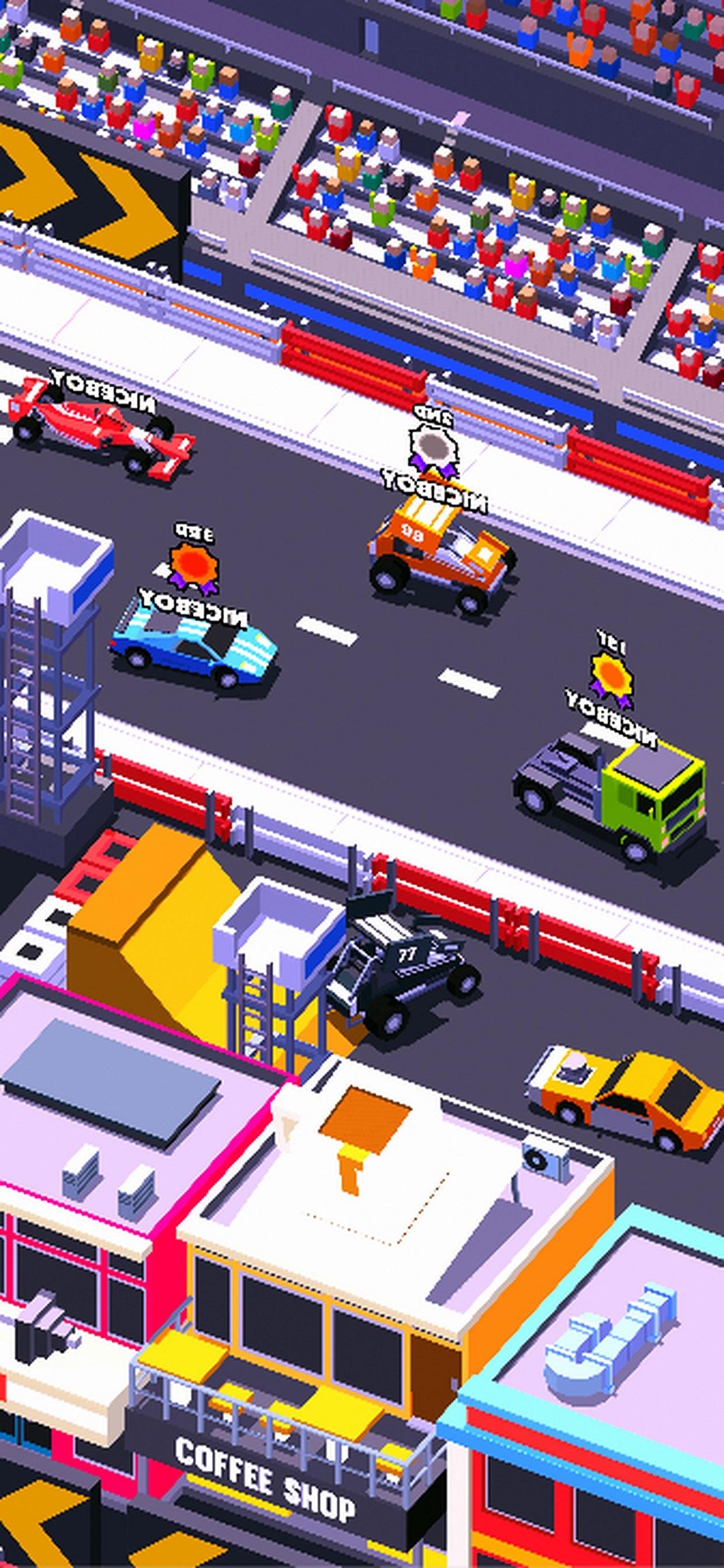 Screenshot 5: Drift Racing Online