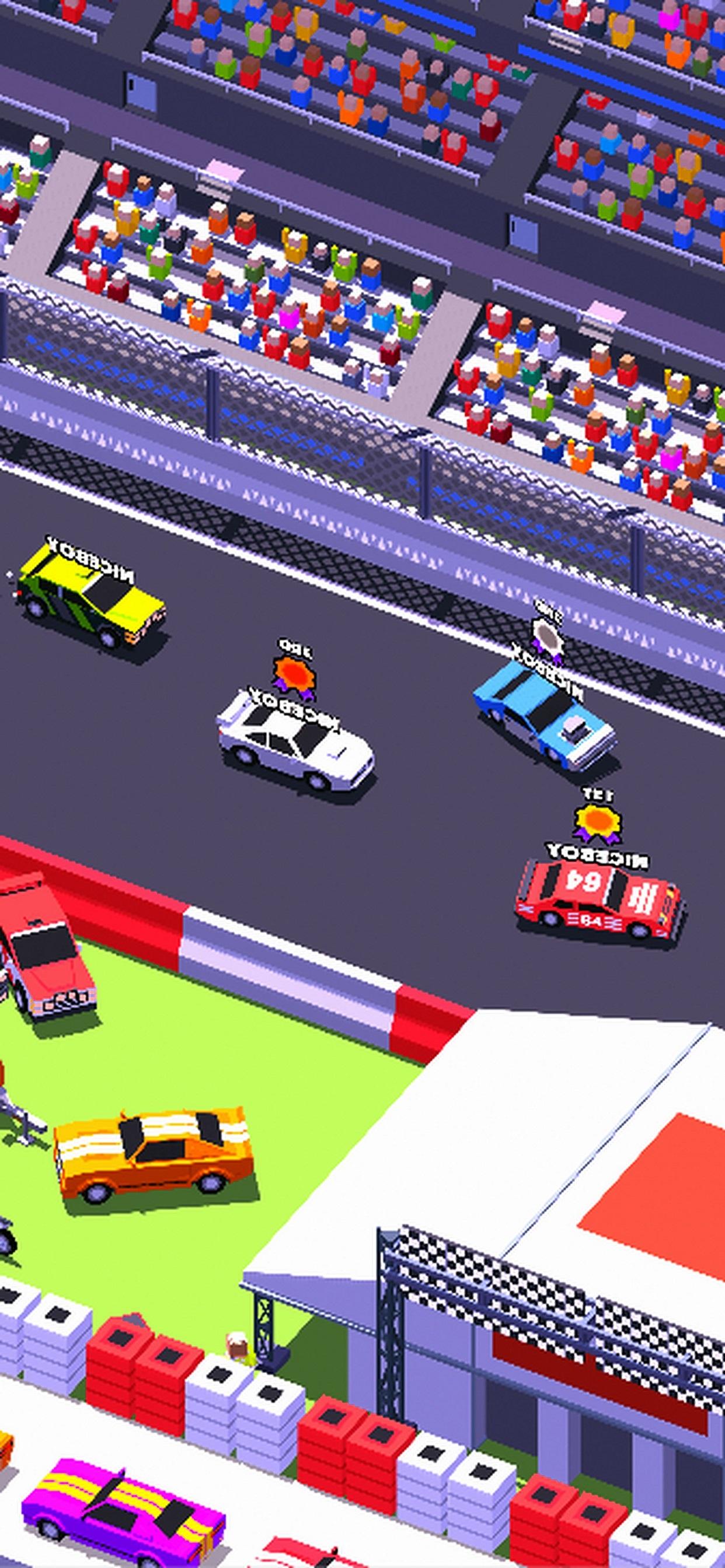 Screenshot 2: Drift Racing Online