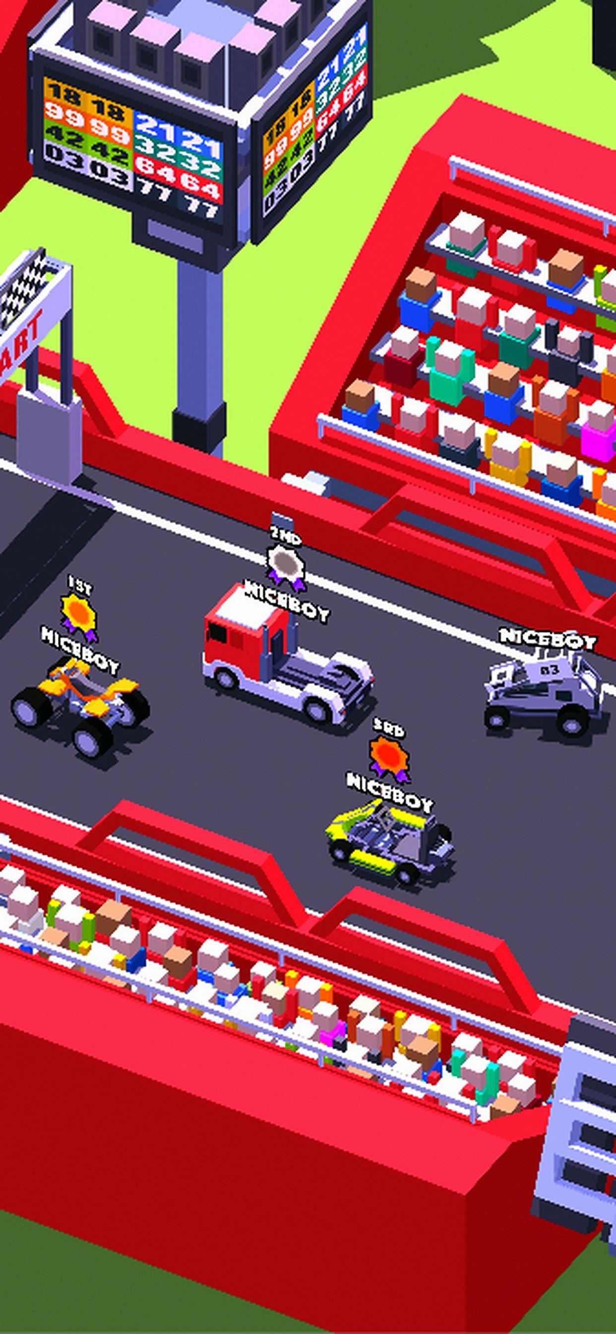 Screenshot 4: Drift Racing Online