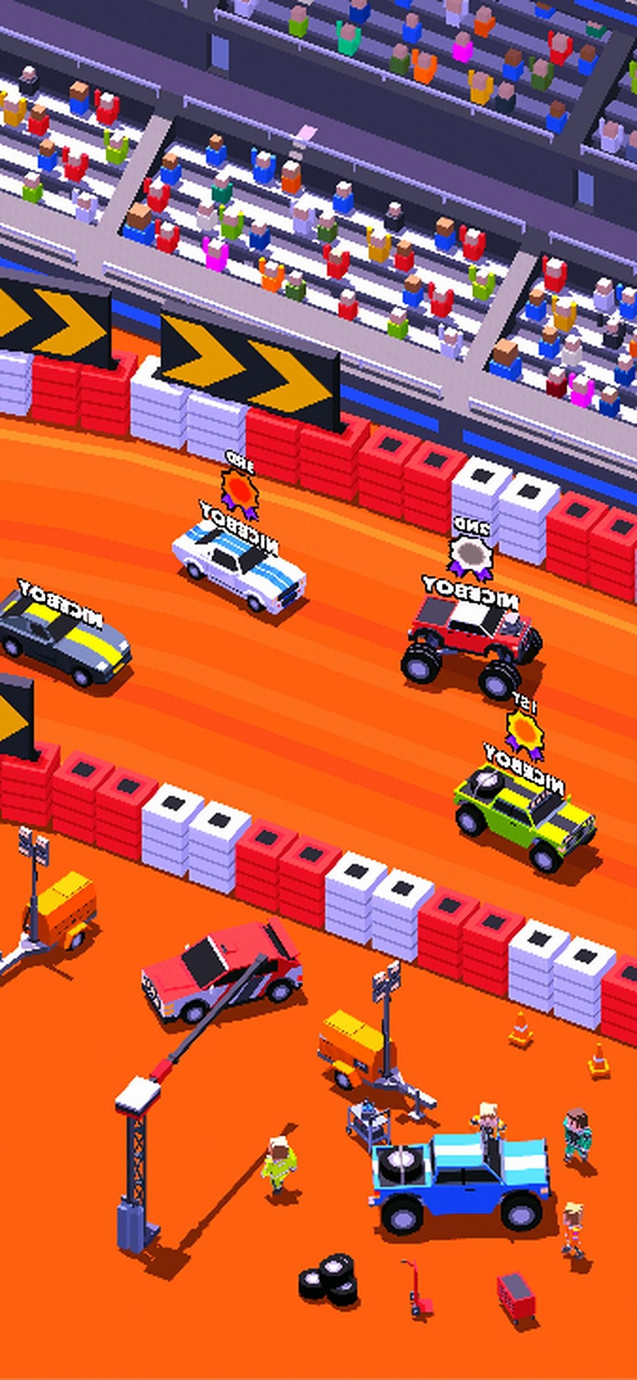 Screenshot 3: Drift Racing Online