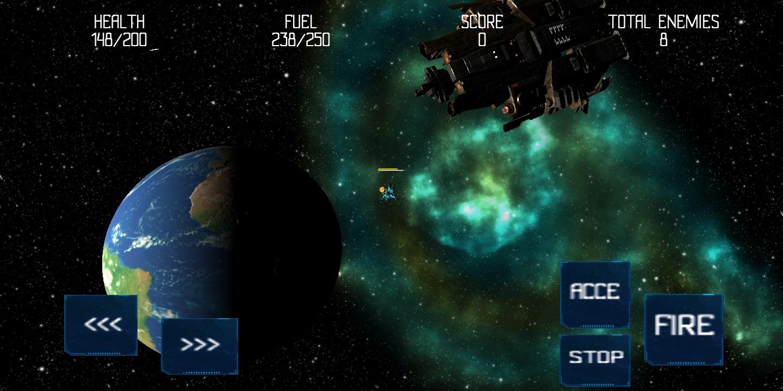 Screenshot 4: Space battle 2