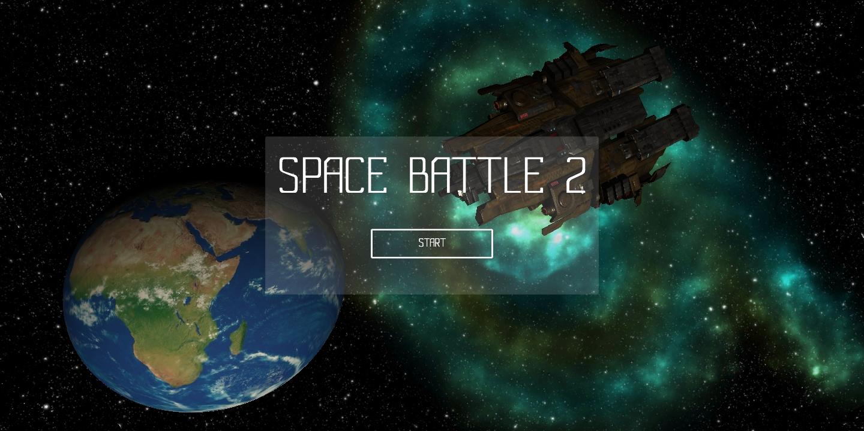 Screenshot 1: Space battle 2