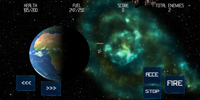 Screenshot 2: Space battle 2