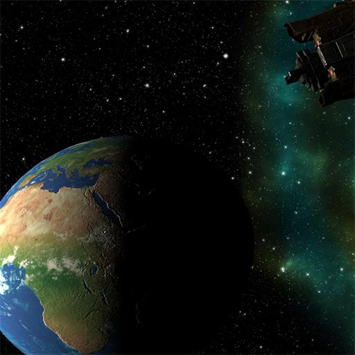 Icon: Space battle 2