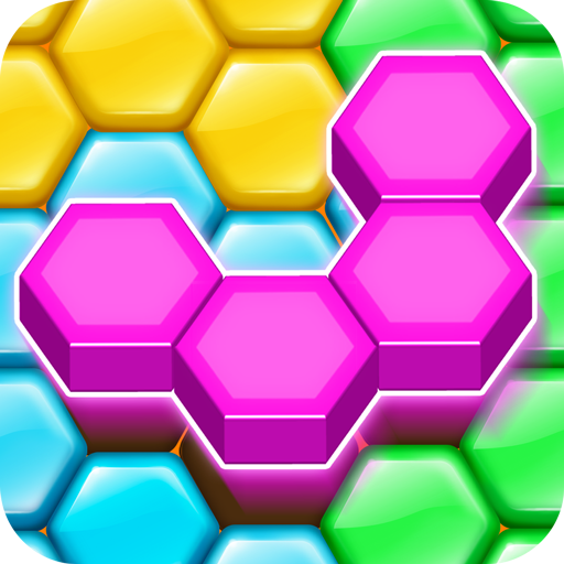 Icon: Hexa Puzzle Wood Block