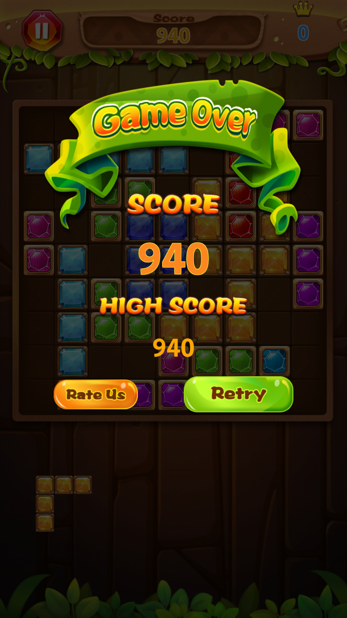 Screenshot 4: Block Puzzle Master 2020