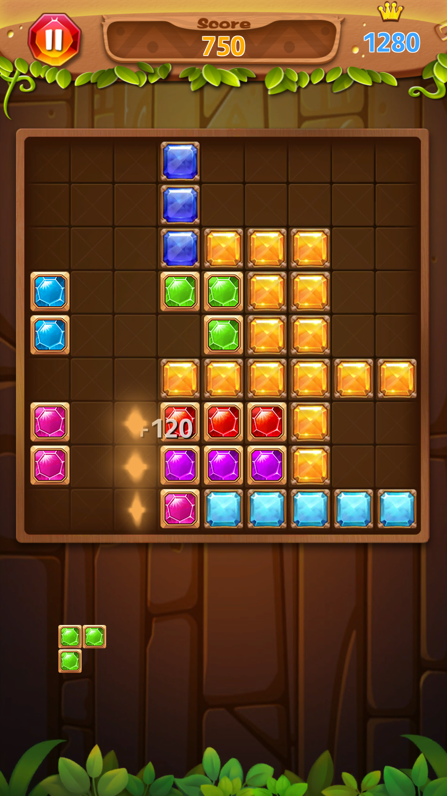 Screenshot 2: Block Puzzle Master 2020