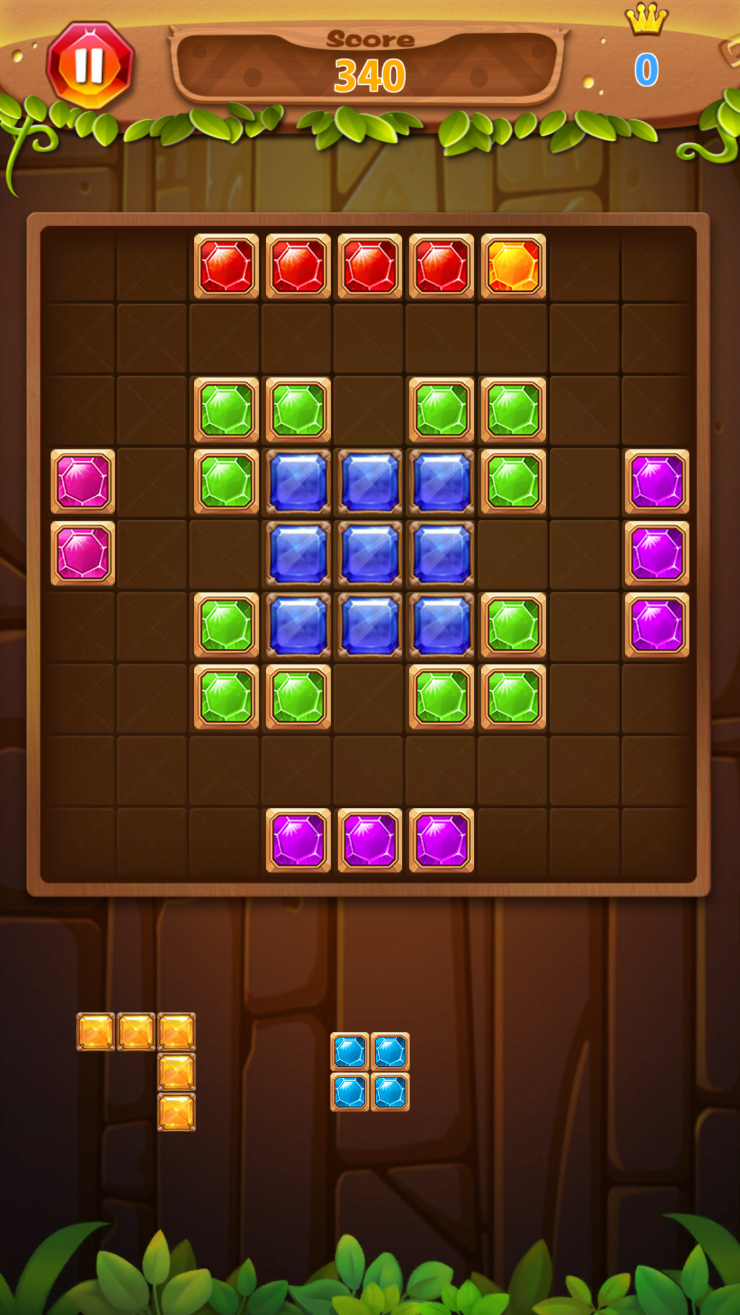 Screenshot 3: Block Puzzle Master 2020