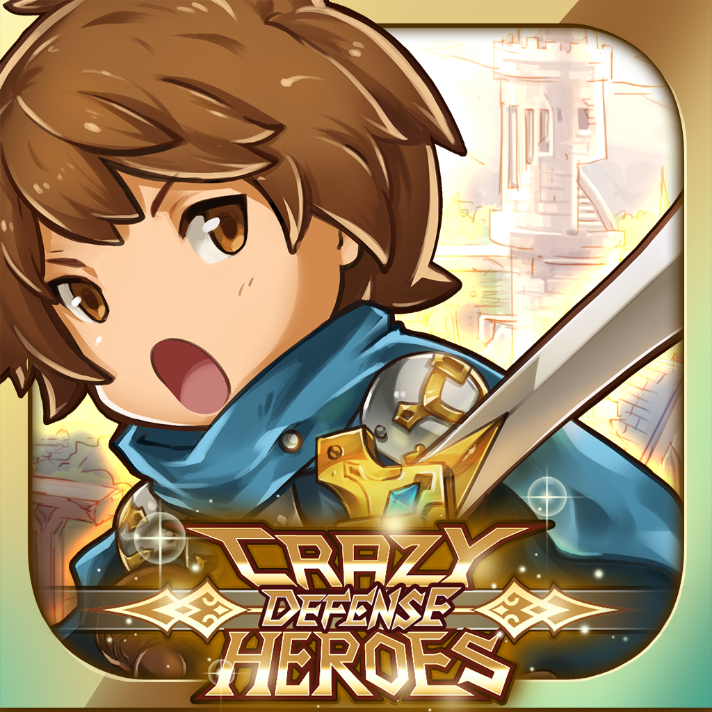 Icon: Crazy Defense Heroes