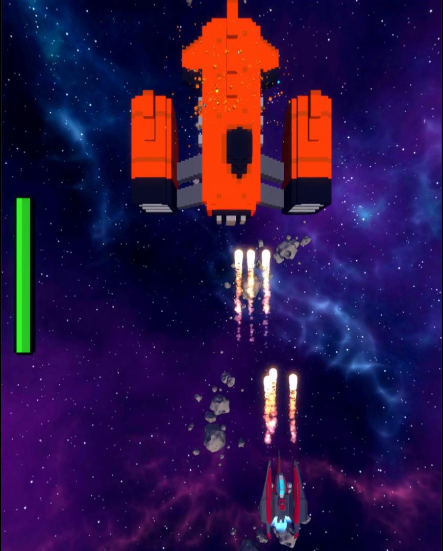 Screenshot 1: SpaceHaul