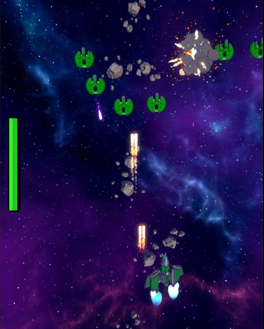 Screenshot 3: SpaceHaul