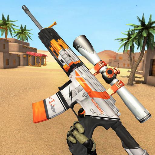 Icon: Real Shooting Strike