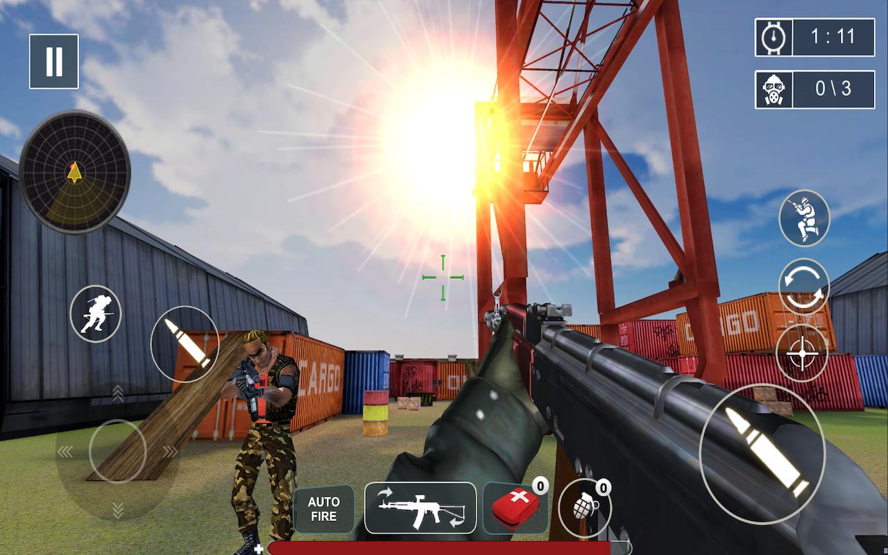 Screenshot 3: Real Shooting Strike
