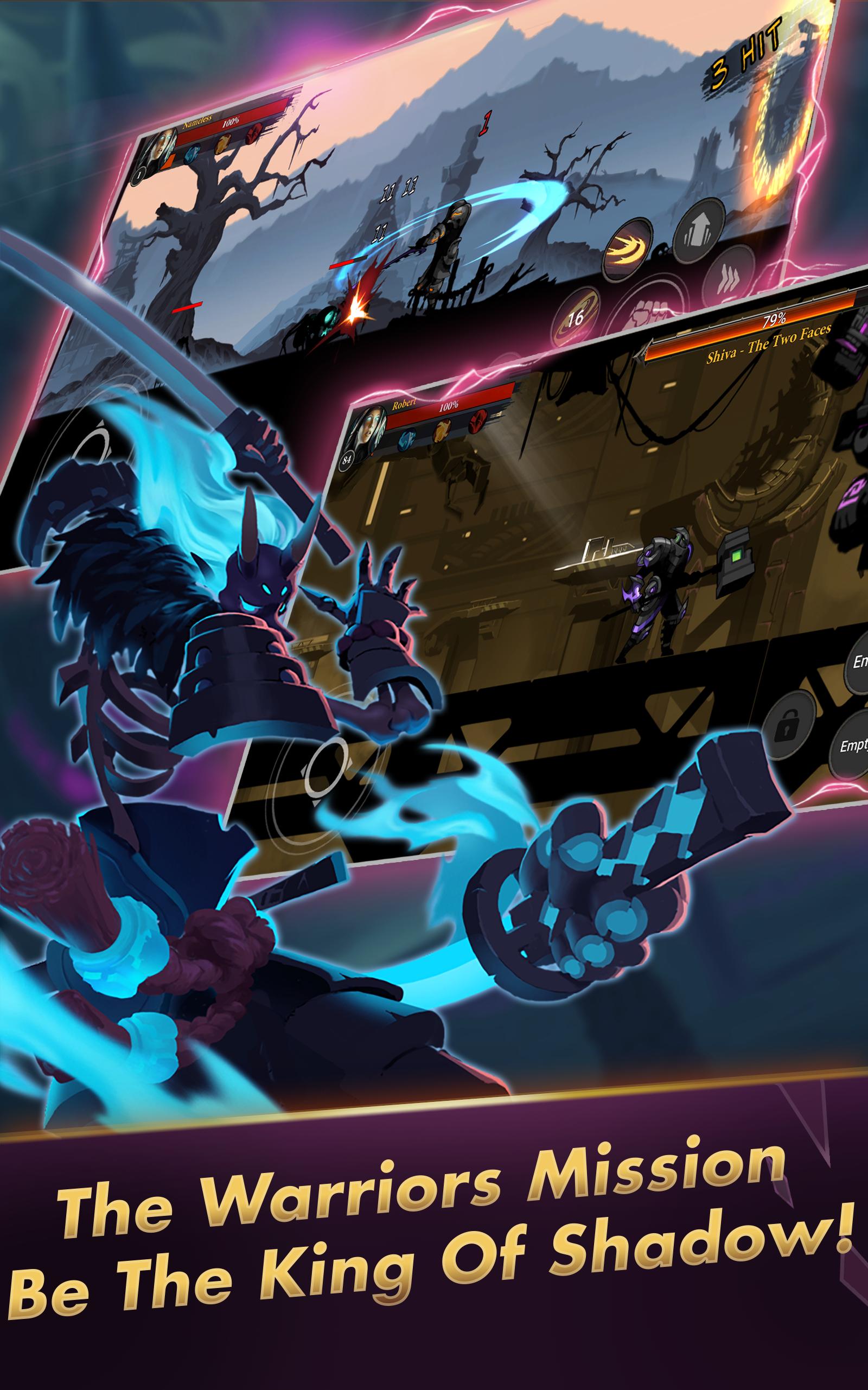 Screenshot 1: Stickman Master
