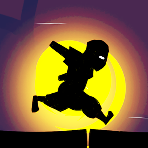 Icon: Rocket Ninja - Run and Jump