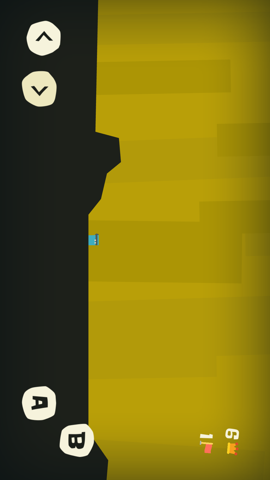 Screenshot 1: Ninja Escape