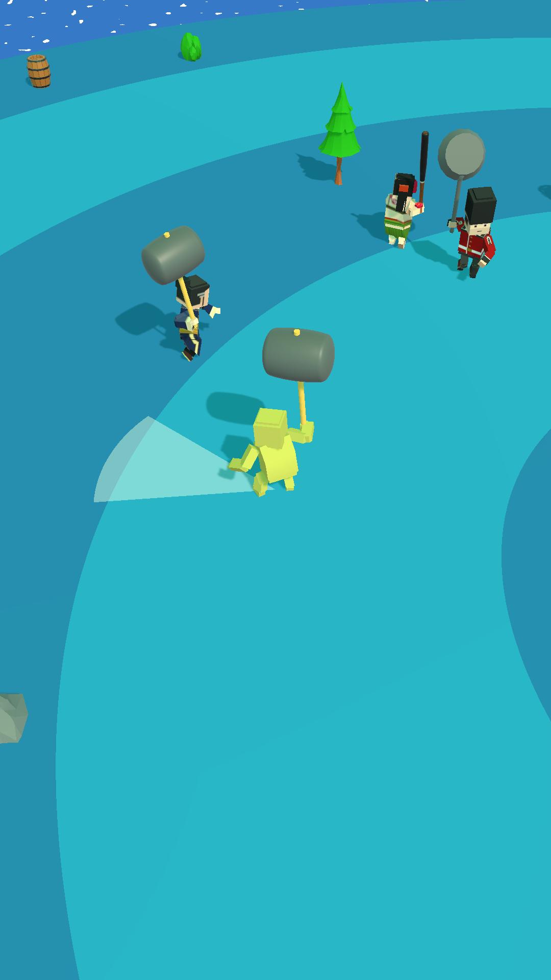 Screenshot 3: SmashKing.IO