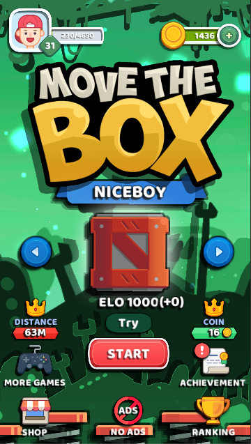 Screenshot 1: Move The Box Online