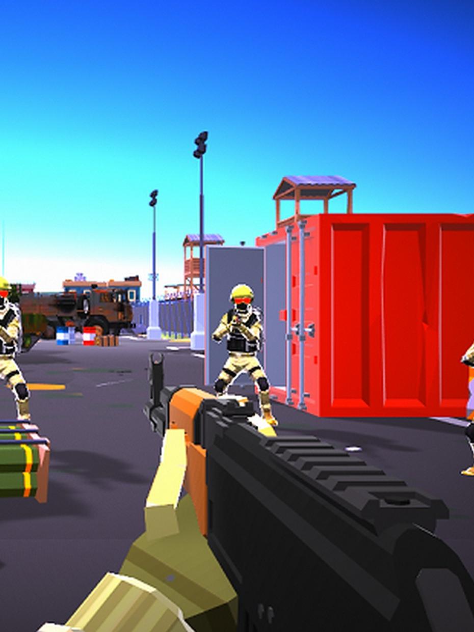 Screenshot 1: Combat Strike CS Online