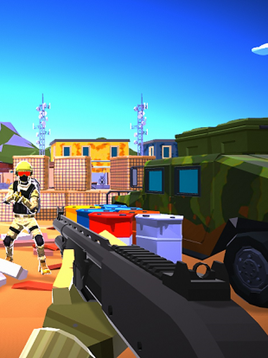 Screenshot 4: Combat Strike CS Online