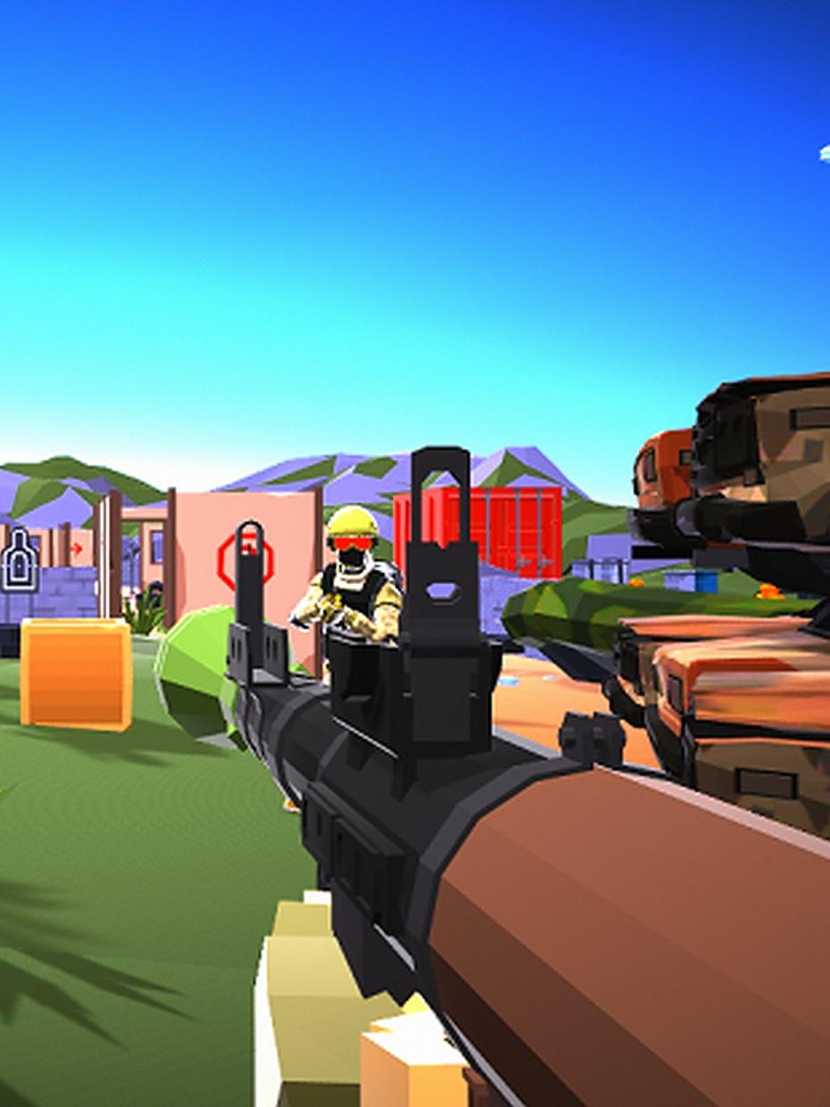 Screenshot 2: Combat Strike CS Online