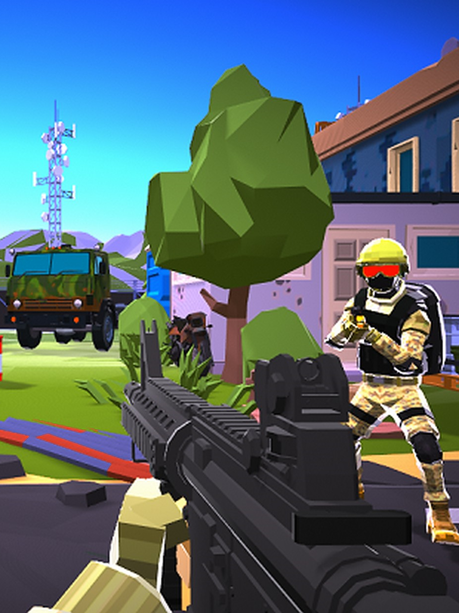 Screenshot 3: Combat Strike CS Online