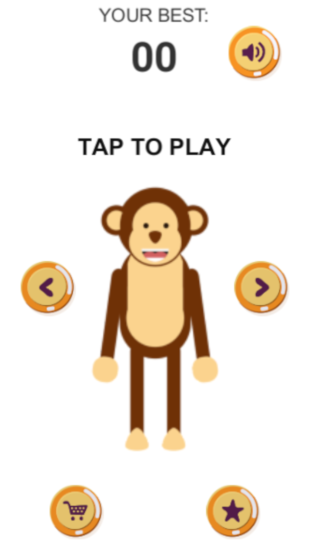 Screenshot 1: Dancing Monkey