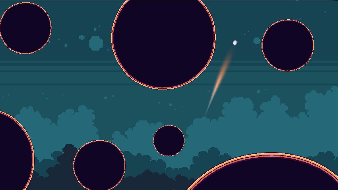 Screenshot 3: Rocket Golf - Arcade Golf Speedrun