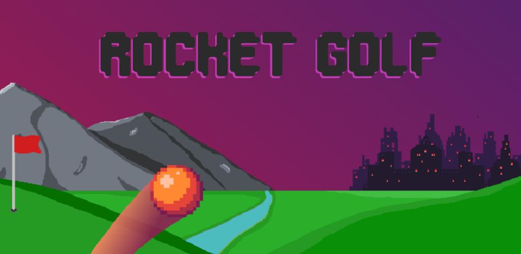 Screenshot 4: Rocket Golf - Arcade Golf Speedrun