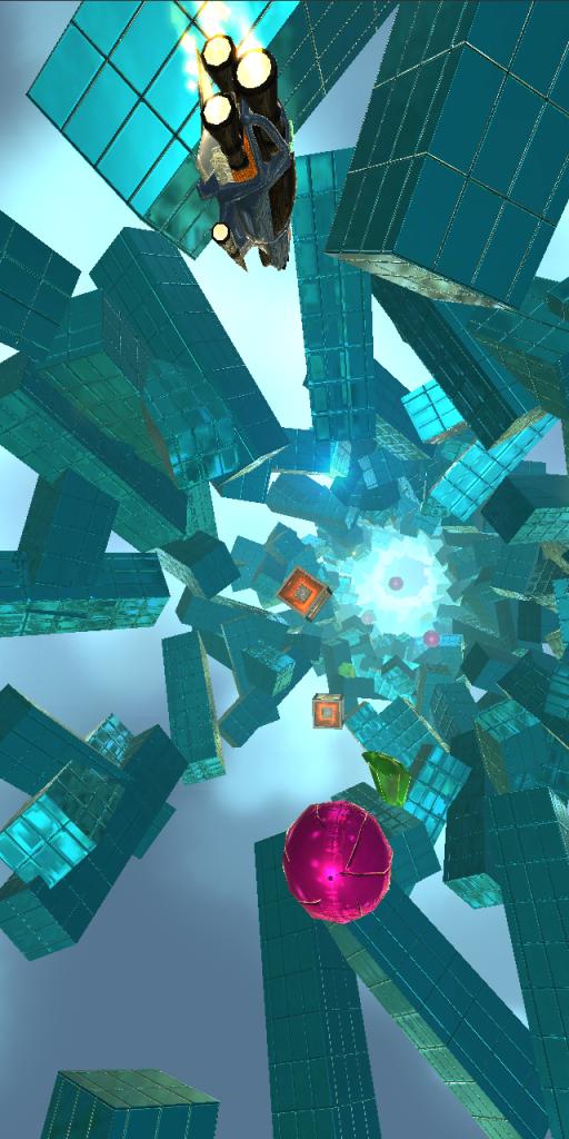 Screenshot 2: Quantum Dash