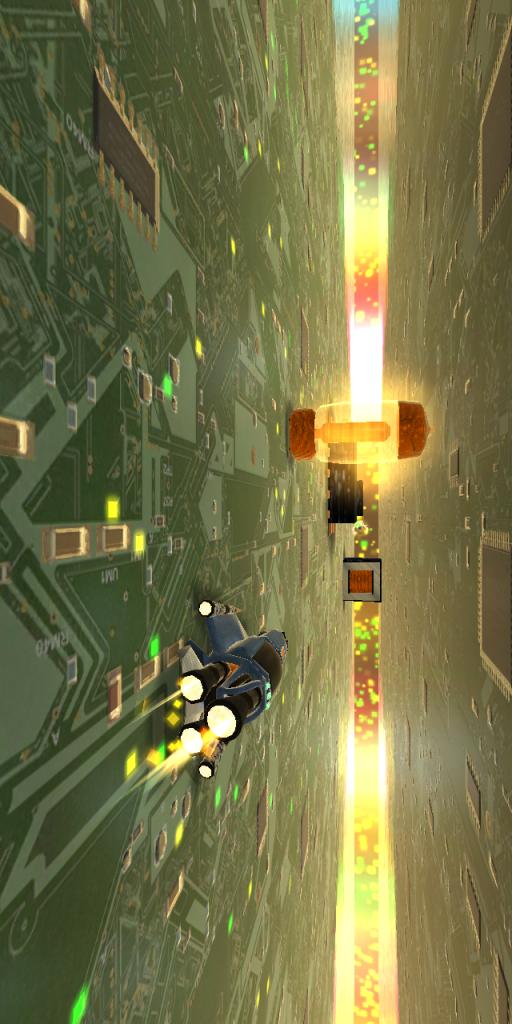 Screenshot 3: Quantum Dash