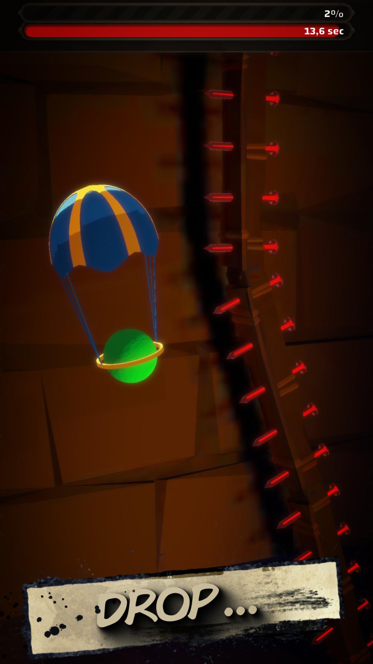 Screenshot 3: Nails: Escape the trap!