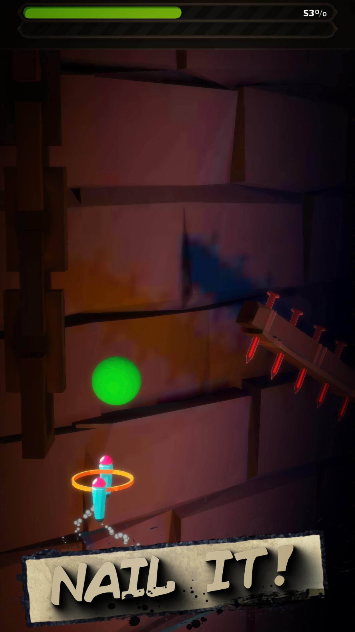 Screenshot 7: Nails: Escape the trap!